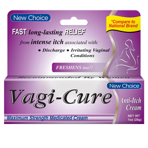 Equate Vaginal Anti